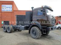 Шасси Урал 4320-4951-80 с газодизельным оборудованием